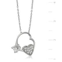 Kalbimin TekStone 925 Sterling Silver Necklace - $46.67
