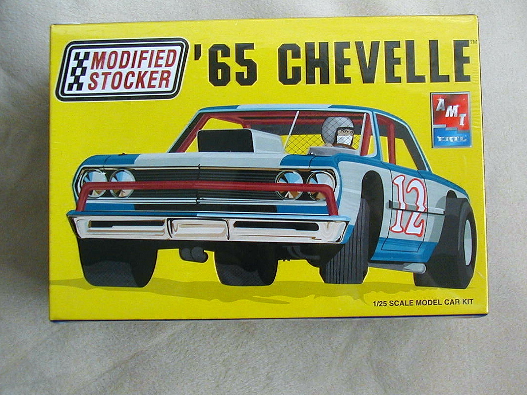 Factory Sealed Amt Ertl Modified Stocker '65 and 18 similar items