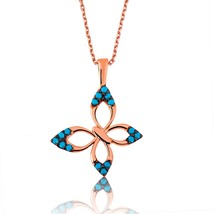 925 Sterling Silver Butterfly Necklace - $39.90