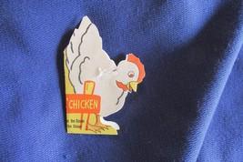 Vintage 1950's Pickin Chicken Menu, Miami, FL - $8.59