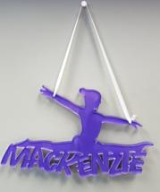 Gymnastics Wall Art Gymnastics Custom Acrylic A... - $18.99