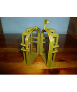 FISHER PRICE IMAGINEXT REPLACEMENT PC GOLD CAGE... - $4.00