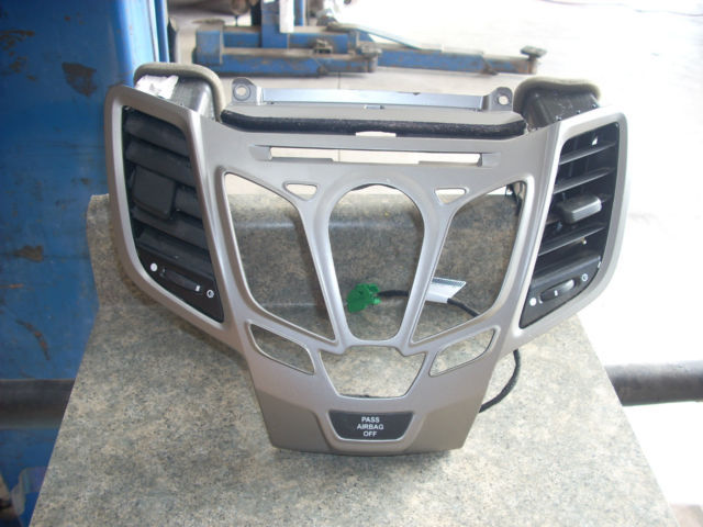 2013 FORD FIESTA CONTROL PANEL BEZEL ONLY
