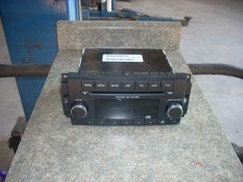 2013 CHYSLER 200  AM,FM,CD,MP3 RADIO   P05091195AC