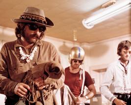 Easy Rider 8x10 Photo Jack Nicholson in Helmet Peter Fonda Dennis Hopper - $7.99