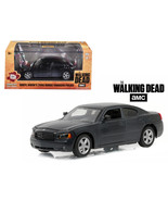 Daryl Dixon's 2006 Dodge Charger Police The Walking Dead TV Series 1/43 ... - $32.00