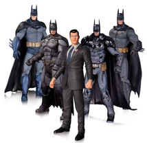 Batman Arkham Figures - Action Figure 5-Pack - $165.50