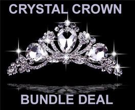 Haunted CRYSTAL CROWN EXCLUSIVE ROYAL BUNDLE MAGICKALS COLLECTION 925 Cassia4  - $200.00