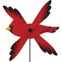 Cardinal Bird Staked Wind Whirl Wing Bird Whirligig PR 21801 - $45.99