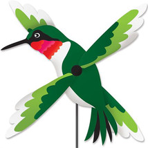 Hummingbird Staked Wind Whirl Wings Wind Whirli... - $43.99