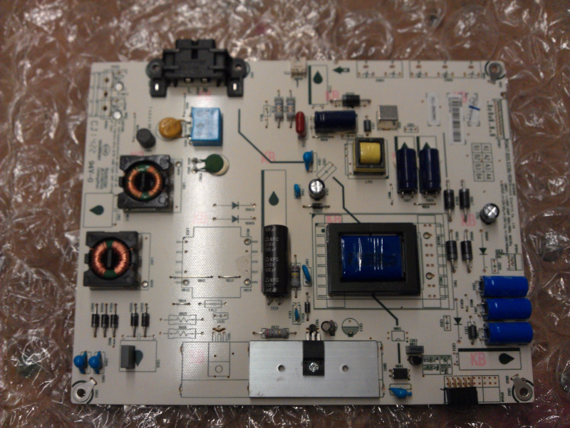172846 Power Supply Board From Hisense 32K20DW LCD TV