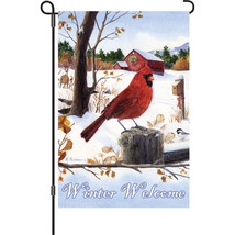 "Cardinal Morning Brilliance (12"" x 18"" Approx )... - $12.99"