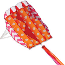Kite Warm Whimsical Parafoil 2 Single Line with Winder 10-  Pr-12095 - $20.99