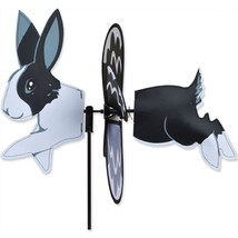 "Dutch Rabbit 16"" Whirligig Petite Staked Wind S... - $18.59"