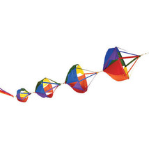 "Spinnies Windsock 11"" Delux Rainbow PR 22621 - $24.99"