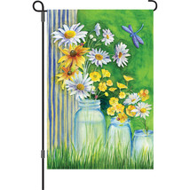"Summer Daisies Illuminated (12"" x 18"" Approx ) Garden Size Flag PR 51646 - €12,84 EUR"