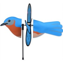 "Blue Bird 17"" Whirligig Petite Staked Wind Spinner 10.... PR 25179 - $19.59"