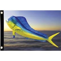 Dolphin Fish Seafarer Flag..4.... PR 55111 - €12,84 EUR