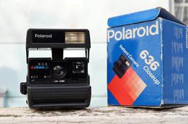 Polaroid Close Up 636, Polaroid Camera, Tested & Working, Vintage Camera... - $54.00