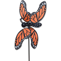 "Monarch 22"" Buterfly Whirl Wing Whirligig Staked Spinner PR 21902 - $29.99"