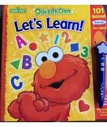 Sesame Street Let's Learn! Quiz It Pen - $25.69