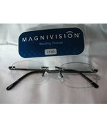 Magnivision Jamie +1.00 Rimless Reading Glasses - $17.99