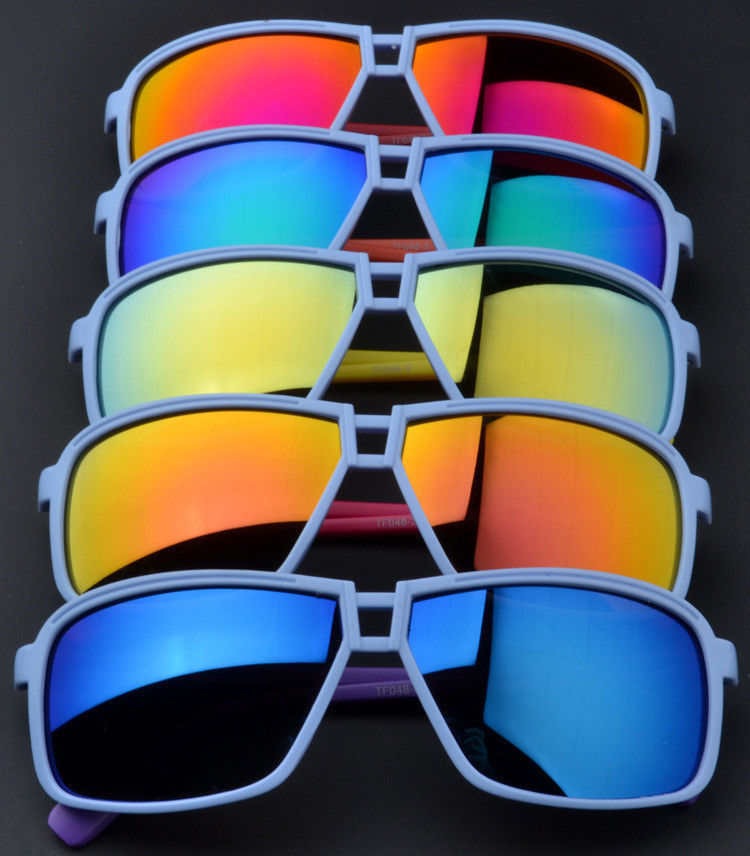 Stylish Sunglasses Fashion Unisex Women Men Color UV Shade Cool Design Glasses