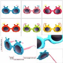 Kid Toy Costume Lovely Cute Fashion Cool Style UV 400 Sunglass Frame Eyewears image 4