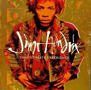 The Ultimate Experience by  Jimi Hendrix Cd