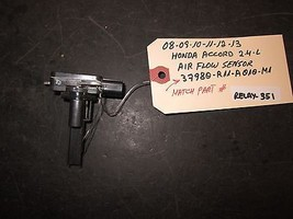 08 09 10 11 12 13 Honda Accord 2.4L Air Flow Sensor #37980-R11-A010-M1 - $34.65