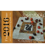 Squirrel Fragments In Time 2016 series cross stitch Summer House Stitche... - $6.00