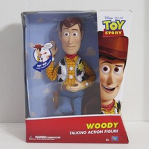 """Disney Toy Story WOODY 16"""" Pull String Talking Sheriff Cowboy Action Fig... - $37.38"""