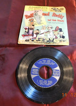 Vintage Little Golden Records Ruff & Reddy 45RPM - $8.00