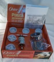 Oster 939-65 Kitchen Center Pasta Accessory (BX14) - $19.96