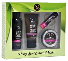 Hemp Seed Mini Mania Travel Set - Skinny Dip - $12.99