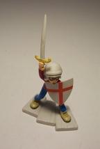 Pagemaster Richard Knight Sword Action Figure Movie Disney 1994 Applause - $9.99