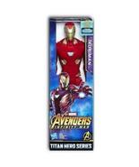 Marvel IRONMAN Titan Hero Series 12 inches tall - $25.00