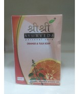 Sri Sri Ayurveda Orange & Tulsi 2x100gm For cleanses, Freshens & Detoxif... - $10.60