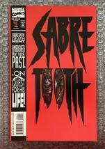 Sabretooth #1 - 1993 Marvel Modern Age Comic Book - HIGH GRADE - $3.92