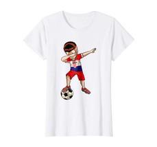 Brother Shirts - Dabbing Soccer Boy Croatia Jersey Shirt - Football Tee Gift Wow - $19.95+