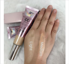 It Cosmetics Your Skin But Better Cc+ Cream With Spf 50+ New Box - $23.00