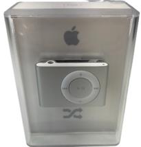 Apple iPod Shuffle 1GB Model A1204 Silver Metallic Digital Music Player New - $128.69