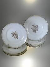 Rosenthal Melissa 5 Dessert Plates & 6 Salad Plates Made in Germany - $38.67