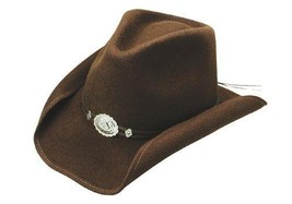 Stetson - Crushable Shapable - HOLLYWOOD DRIVE - Driftwood Brown Color S... - $68.81