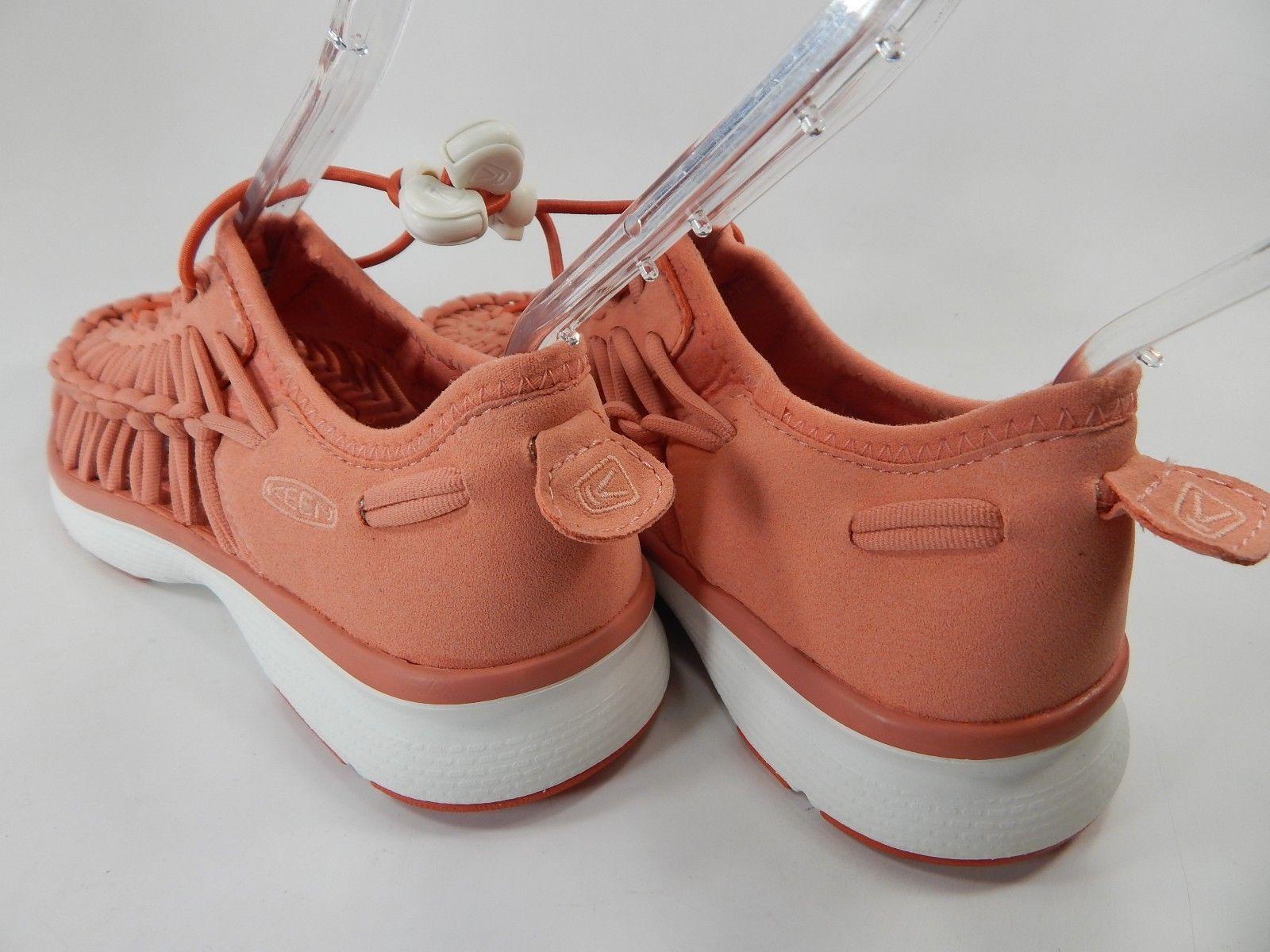 Keen Uneek O2 Women's Sport Sandals Size US 7 M (B) EU 37.5 Summer Fig/Crabapple