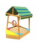 Lifespan Kids Explorer Sandpit - $119.33