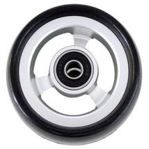 "3 x 1 1/2"" Sentinel Wheelchair Aluminum Caster Wheel (Pair) - $70.85"