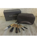 NIB Bobbi Brown Stardust Collection 6pcs Mini Brush Set, Face Blender/Foundation - $99.99