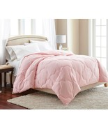 Pink Goose Down Alternative Comforter/Duvet Insert With Corner Tabs - $45.99+