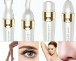 Female Eyebrow Trimmer Shaping Electric Shaver Epilator Women Hair Removal Razor